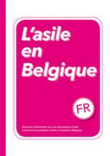 Brochure L'asile en Belgique