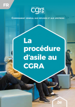 Brochure asile au CGRA