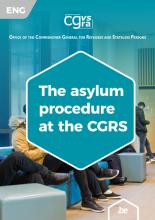 Brochure asylum