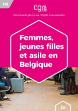 femmes, filles et asile