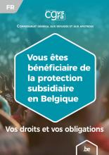 brochure la protection subsidiaire